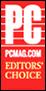 PCMag.com Editors Choice logo