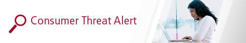 Consumer Threat Alerts