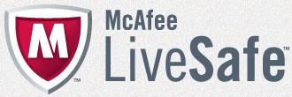 McAfee LiveSafe™ - ADT Security® Edition