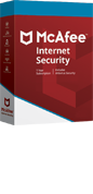 McAfee Internet Security 3-User for PC