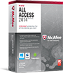 McAfee All Access product image