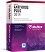 McAfee AntiVirus Plus product image