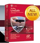 McAfee LiveSafe product image