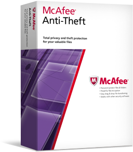 McAfee Anti-Theft